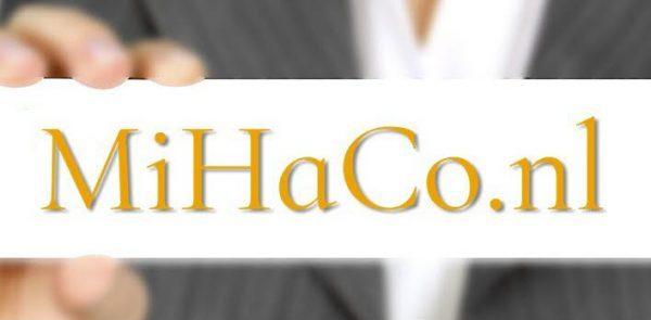 Webdesign MiHaCo Logo